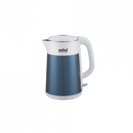 SANFORD STAINLESS STEEL ELECTRIC KETTLE 1.5 LITRE SF3332EK-1.5L BS