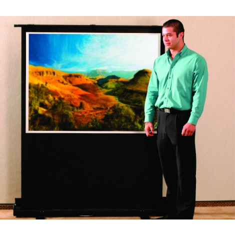 Portable Pull Up Screen (View 1770*995mm 16:9)