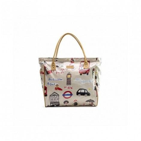 Emily Louise Shopper Bag - London