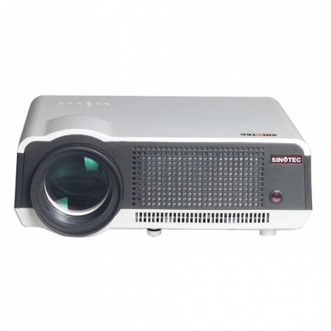 SINOTEC PROJECTOR SPJ-86C LED Projector Resolution 1280*768 Floor or wall mount