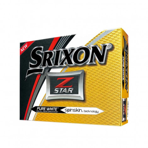 Srixon Z Star 5 Golf Ball (Per Dozen)