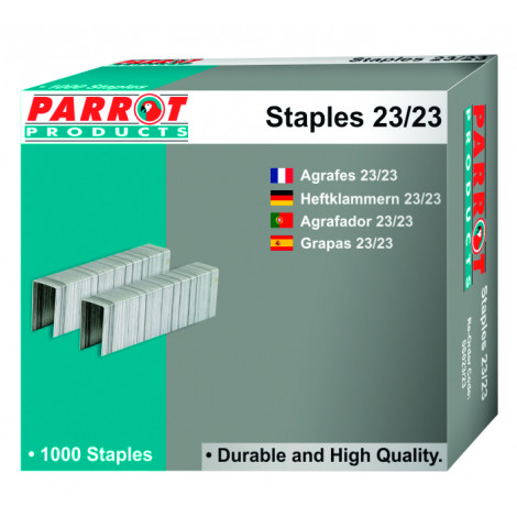 Staples 23/23 (1000 Pcs) 200 Pages