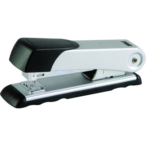Steel Stapler 105*(24/6 26/6) 20 Page (Silver)
