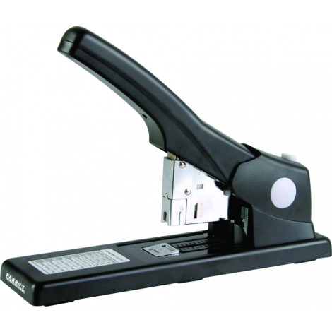 Heavy Duty Stapler 100*(23/6 23/23) 200 Pages (Black)