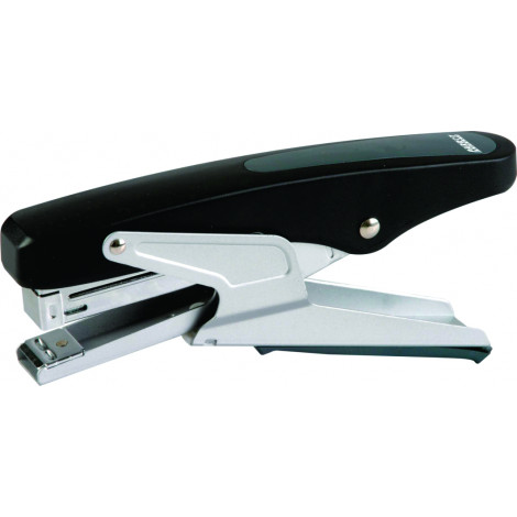 Plier Stapler 105*(24/6 26/6) 20 Pages ( Black)