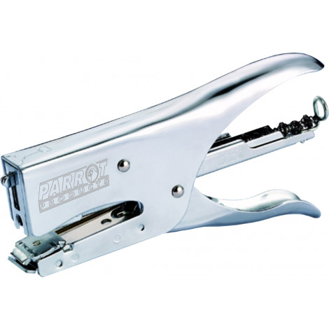Plier Stapler 210*(24/6/8 26/6/8) 20 Pages (Silver)