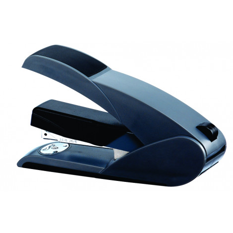 Light Touch Plastic Stapler 105*(24/6 26/6) (Black)