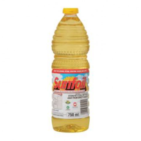 Sunfoil Oil 750 ml