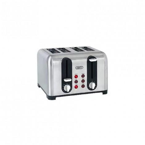 Defy 4 Slice Toaster TA 4203 S