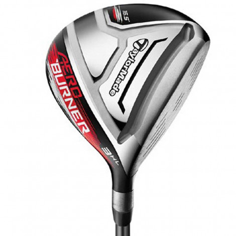 TaylorMade Aeroburner Black Fairway Ladies