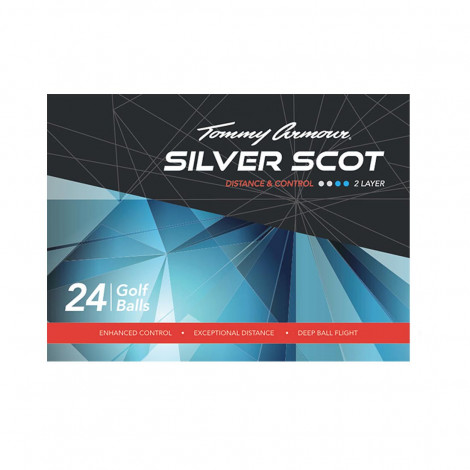 Tommy Armour Silver Scot Golf Balls (24-Pack)