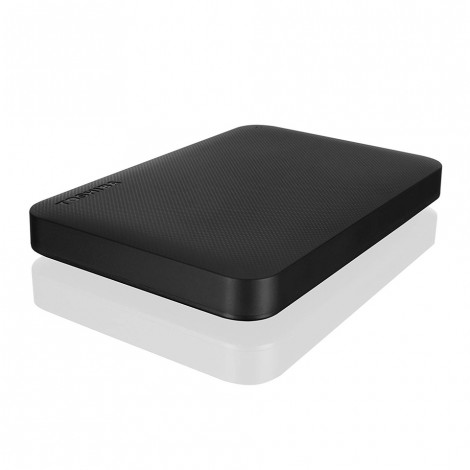 Toshiba Canvio Ready 3TB Portable External Hard Drive 2.5 Inch USB 3.0 - Black - HDTP230EK3CA