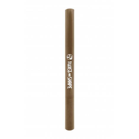 W7 Twist And Shape Combi Eyebrow Pencil (Blonde)