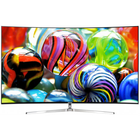 SamsungUA55KS9500KXKE 55 Inch 139cm Curved SUHD Smart TV