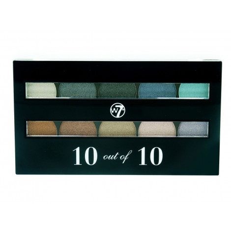 W7 10 Out Of 10 Eye Colour Pallette (Perfect 10)