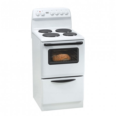 DEFY STOVE 521S (WHT) Electric Stove with Thermo Fan 49L DSS505