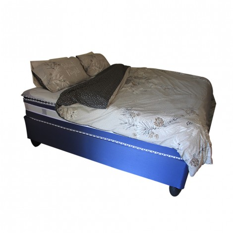 Sono BLU Queen Bed set. Pillow Top Mattress. Size 1525cm
