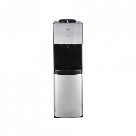 Midea 3-tap Water Dispenser With Fridge - Yl1674S-W