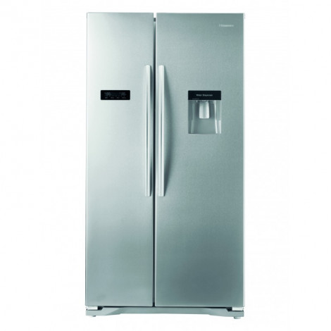 Hisense H730SS-WD 556L Side By Side With Water Dispenser Refrigerator