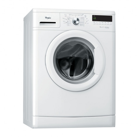 WHIRLPOOL 6th Sense Washing Machine AWP 7100 White