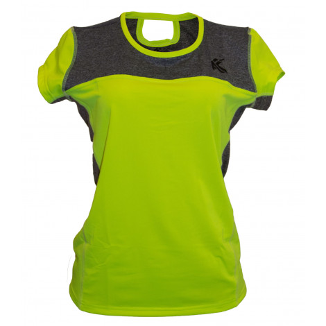 Women's Tech T shirt(Dark Green)
