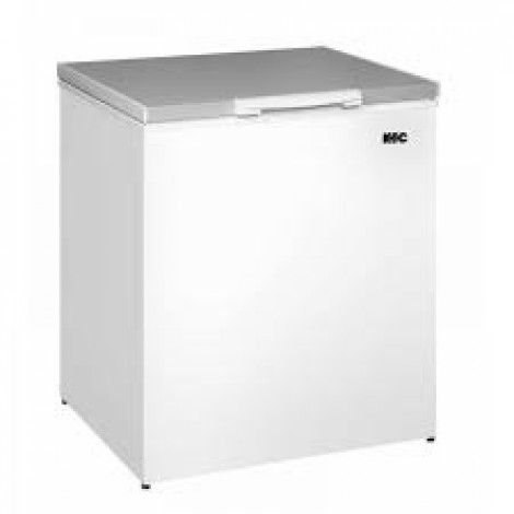 KIC 207L Chest Freezer metallic KCG210ME