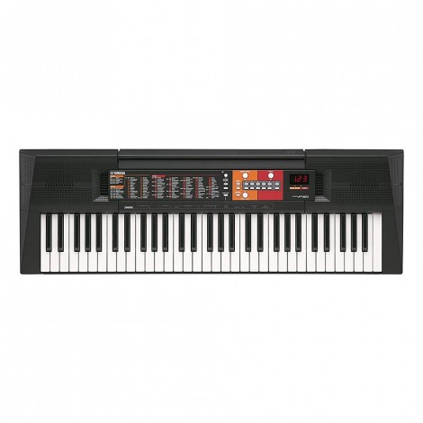 YAMAHA Portable Keyboard PSR-F51 BLACK
