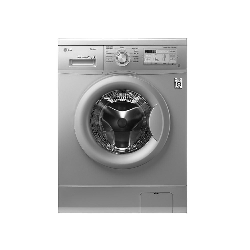 Buy LG 7 KG Front Loader Washing Machine FH2G7QDY5 Online ...
