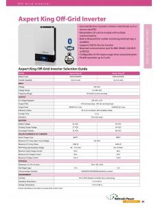 Axpert King - 5KVA/48 Hybrid Inverter