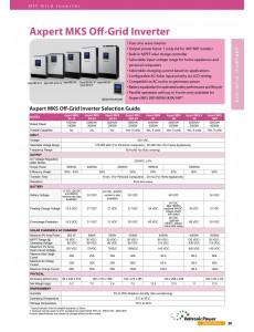 Mecer MKS - 3KVA/24 Hybrid Inverter