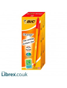 BIC ORANGE PENS(Packet of 60)
