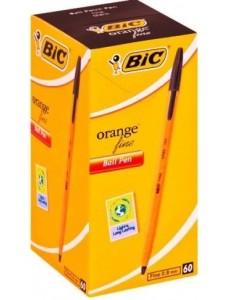 BIC ORANGE PENS(Packet of 60)