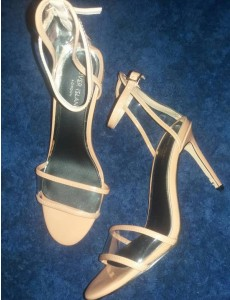 Nude Sandals H14