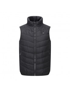 Male/Female Winter Warm Intelligent Electric Battery Heated Heating Vest