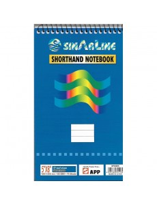 Short Hand Notebook
