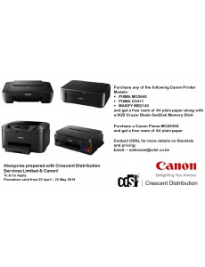 Canon - PIXMA MG2545S All In One Color MFP