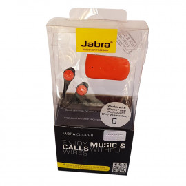 Jabra Clipper In-the-ear Headset (Red)