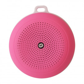Mini bluetooth speaker (Pink)