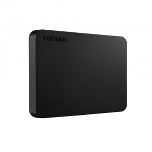 Toshiba HDTB410EK3AA 1TB Canvio Basics 2.5-Inch USB 3.0 Portable External Hard Drive - Black