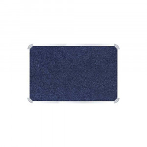 Parrot Bulletin Boards Alum Frame 2400*1200 (Denim C)
