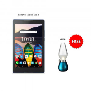 Lenovo Tablet Tab 3-710 with Voice calling With Free Lamp