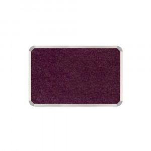 Parrot Bulletin Boards Alum Frame 2400*1200 (Tropical Maroon T)