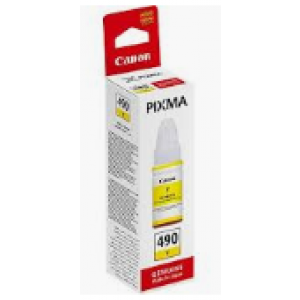 Canon - GI-490 Y - Yellow Ink Bottle