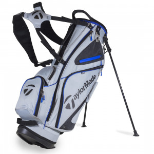 TaylorMade 2.0 Stand Bag (Green/Royal Blue)