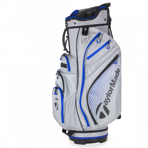 TaylorMade AG Cart Bag (Grey/Royal Blue)