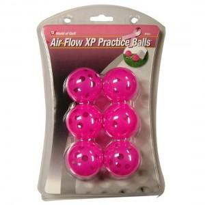 World Of Golf Air-Flow Ladies XP Practice Balls (JR563)