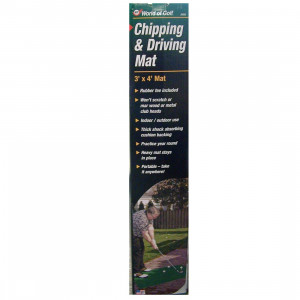 WOG Driving and chipping practice mat Large 3X4 (JR608)