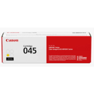 Canon - CRG 045 Y - Yellow Toner Cartridge