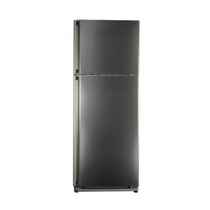 Sharp Refrigerator with Ag+ Nano Deodorizer Filter No frost STAINLESS  color SJ-48C(ST)