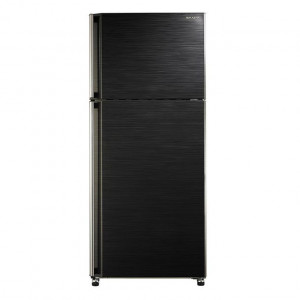 Sharp Refrigerator with Ag+ Nano Deodorizer Filter No frost Black color SJ-48C(BK)